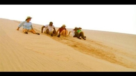 Singing Sand Dunes | National Geographic Channel | Sand Dunes | Scoop.it