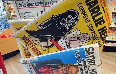 «Charlie Hebdo» : Un an après l'attentat, quel avenir pour le journal satirique ? | 20 minutes | Culture informationnelle et CDI | Scoop.it