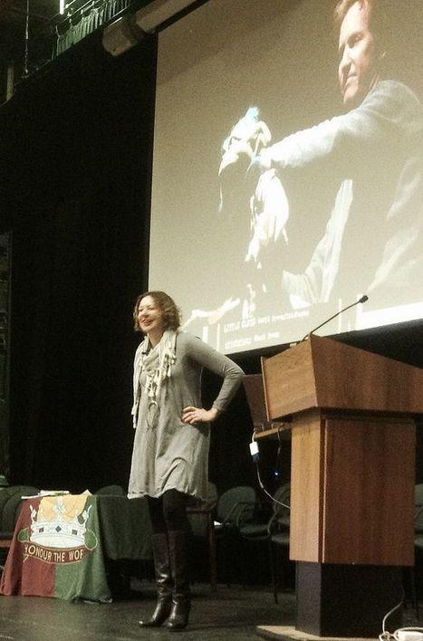 Emilie Zoey Baker slams MHS again #poetry | What is a teacher librarian? | Scoop.it
