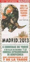 Madrid Juin 2013 Las Ventas   Toro Campo   Toro Campo Annuaire Taurin   Scoop.it