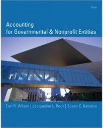 Test Bank For » Test Bank for Accounting for Governmental and Nonprofit Entities, 15th Edition: Earl R. Wilson Download | Business Exam Test Banks | Scoop.it