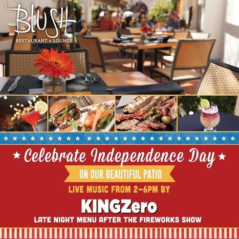 Santa Barbara Restaurant Hosts July 4th Party + Live Music by KINGZero | Restaurant Pro | Scoop.it