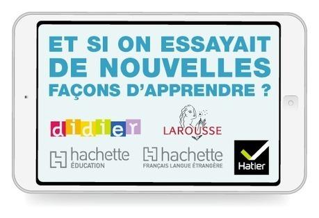 Numérique  à l'école : les éditeurs avancent | ... | Pédagogie lycée hôtelier | Scoop.it
