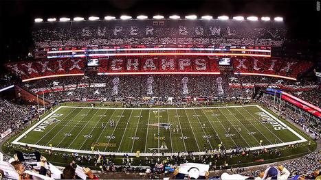How the Super Bowl will handle millions of selfies | SportonRadio | Scoop.it