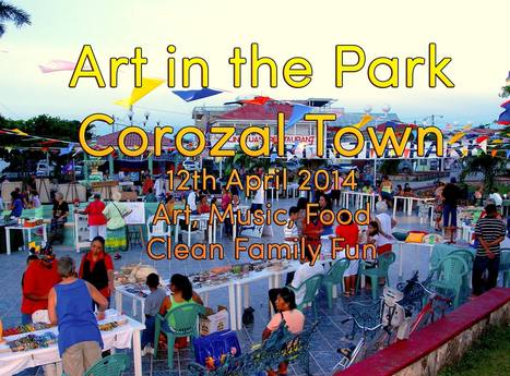 Art in the Park in Corozal Town of Belize | Travel - Things to do in Belize | Scoop.it