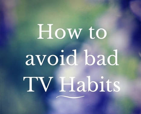 Blog - How Bad Television Habits Can Ruin Your Viewing Experience | Antenna installation | Scoop.it