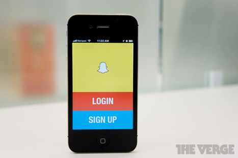 4.6 million Snapchat phone numbers and usernames leaked | Social Media Madness | Scoop.it