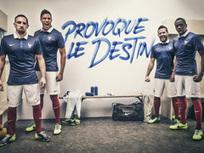 Mondial 2014 : Nike dévoile le maillot officiel des Bleus pour le Brésil | Sport & Fashion | Scoop.it
