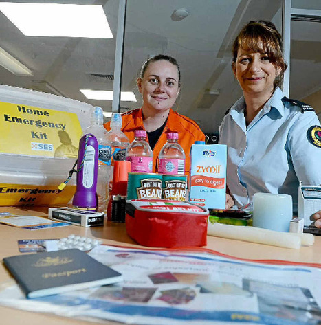Stock up in case of an emergency says SES - Northern Star | Survival | Scoop.it