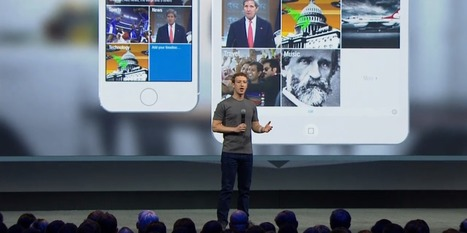 Will Facebook finally put an end to the mobile App silo problem? | Is the iPad a revolution? | Scoop.it