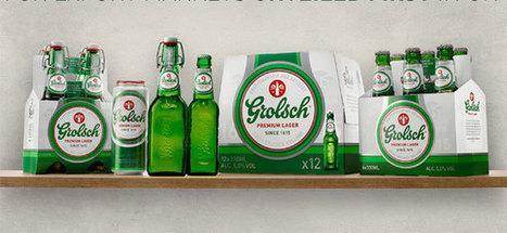 Grolsch 20 ans en France et un nouveau packaging | Malts et Houblons, le site des passionnés de bière et de whisky | Gastronomie et plaisirs gourmands | Scoop.it