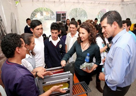 La provincia de oriente vivió la semana de la ciencia, la tecnología y la innovación en Cundinamarca   Ciencia, Tecnología e Innovación para Cundinamarca.   Scoop.it