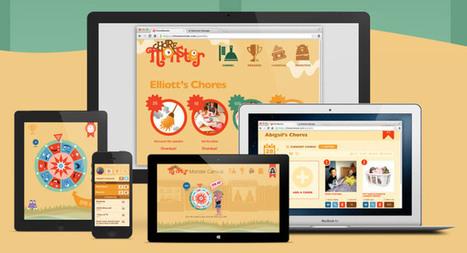 ChoreMonster, An App To Get Kids To Do Their Share, Now Free. Parents Rejoice. | TechCrunch | Les bébés connectés | Scoop.it