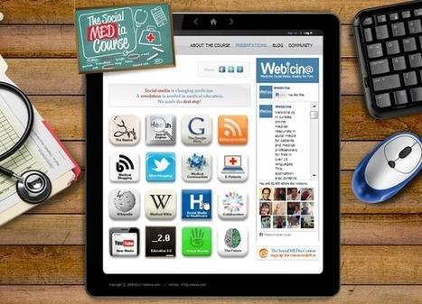 Medicine Must Get Social -- InformationWeek   digital healthcare 1   Scoop.it