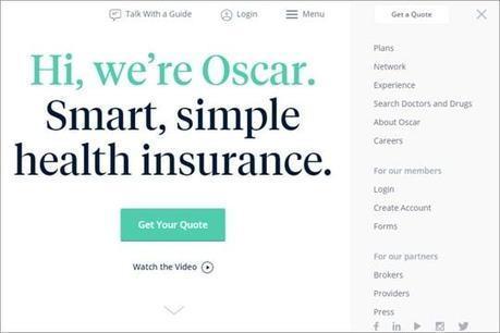 Comment Oscar disrupte le marché de l'assurance américain   Digital 909   Scoop.it
