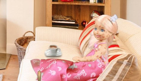 Mattel introduces new line of anti-vaccine Barbies complete with viruses and bacteria | Virology News | Scoop.it