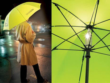 365 IDEAS DE NEGOCIO: Paraguas linterna   InnovAdores   Scoop.it