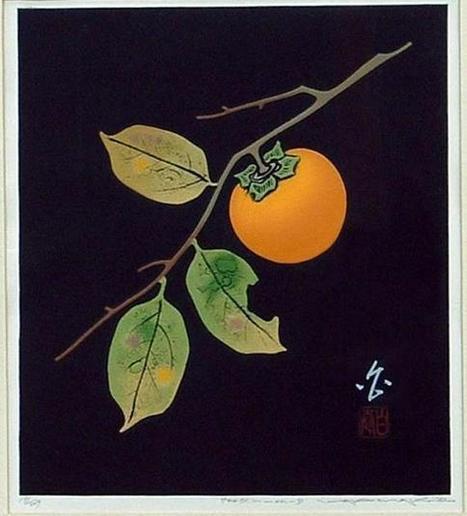Artist Haku Maki's prints illustrate interpreted poetry - Centre Daily Times | Human Writes | Scoop.it