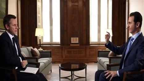 "President Bashar al-Assad: ""Europe is exporting terrorists to Syria"" - Intifada Palestine | Syria | Scoop.it"