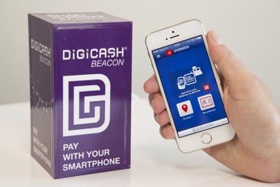 Digicash lance le paiement mobile Beacon basé sur des virements SEPA | Mobile -TO_IN store | Scoop.it