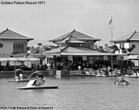 Vanishing Memories – A Golden Palace at Tampines | Singapore Memories and History | Scoop.it
