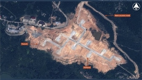 Imagery shows heliport on China's Nanji Islands | GEOINT | Scoop.it