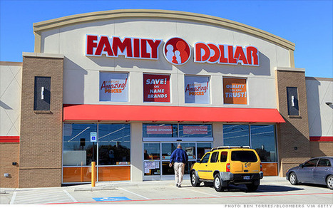 Dollar Tree buying Family Dollar in $8.5 billion deal | Business Tips | Scoop.it