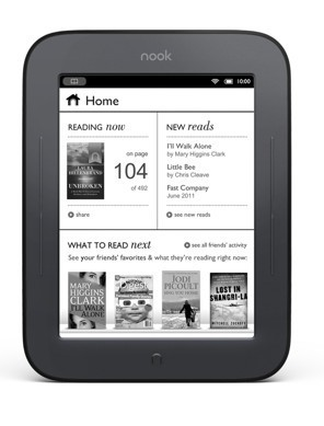 Barnes & Noble's even newer Nook — there's a word for that - Washington Post (blog) | Everything AudioBooks | Scoop.it