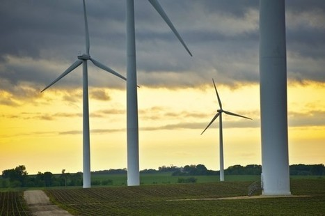 Google Buys Power From Four Swedish Windfarms In Bid To Be Fueled By 100 Percent Renewable Energy | Sustain Our Earth | Scoop.it