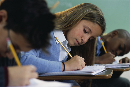 Ecole: quand des profs expérimentent une classe sans note | Projet collège différent | Scoop.it