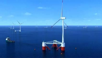 Eolico offshore galleggiante al largo di Pantelleria? | Il mondo che vorrei | Scoop.it