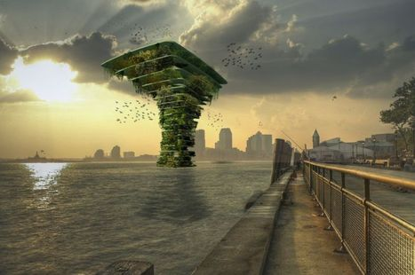 Has Floating Architecture's Moment Finally Arrived? | green streets | Scoop.it
