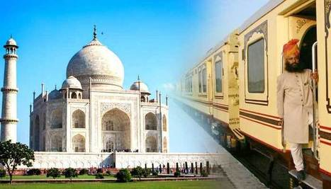 Rajasthan on palace on wheels, Luxury train in India, palace train india | Palace on wheels | Scoop.it