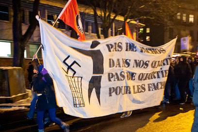 [antifa] Retour sur la manif à Aix-la-Chapelle   Occupy Belgium   Scoop.it