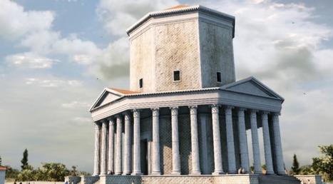Actualités : colloque «Côtoyer les dieux : l'organisation des espaces dans les sanctuaires grecs et romains « | Net-plus-ultra | Scoop.it