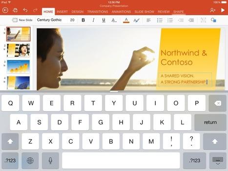 Geld zurück für iPad Office 365 Abonnenten - Engadget German | iPad in der Schule | Scoop.it