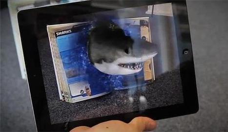 Realidad aumentada: vitaminas virtuales   realidad aumentada v   Scoop.it