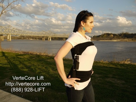 "@VerteCore ""Lift"" @Indiegogo Campaign Shows Strong Demand During the First Week of #Crowdfunding Campaign for Comfortable, Convenient, Spinal Decompression Device 