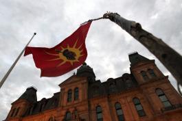 First Nation members protest hydrofracking | AboriginalLinks LiensAutochtones | Scoop.it