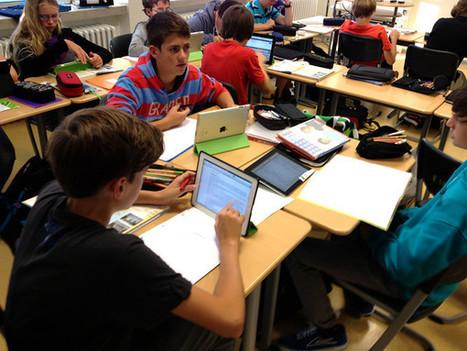 Tablet in der Schule | Unterricht mit Medien | Scoop.it