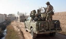 Besieged Afghan forces in Sangin receive airdrops as UK sends troops   Terrorists   Scoop.it