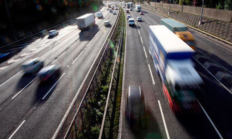 Super highway: A14 to become Britain's first internet-connected road - The Guardian | Ingeniería y Transportes | Scoop.it
