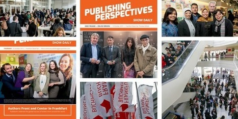 Frankfurt Book Fair Show Dailies - Publishing Perspectives | publishing, promoting and marketing your book | Scoop.it