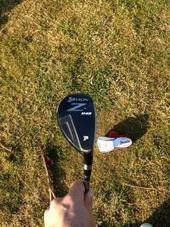 Rescue srixon 18 degré Shaft Miyazaki stiff Prix : 140€ | www.Troc-Golf.fr | Troc Golf - Annonces matériel neuf et occasion de golf | Scoop.it