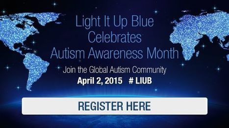 Light It Up Blue | Autism Speaks | Autism & Special Needs | Scoop.it