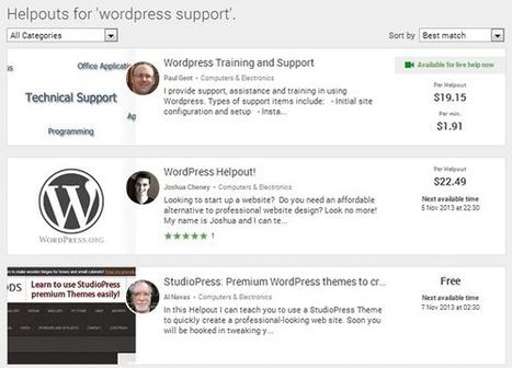 Google Helpouts Invitation Code | internet marketing | Scoop.it