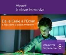 La classe immersive - Les bons plans de Gandalf | TIC et TICE mais... en français | Scoop.it