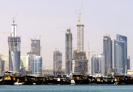 Qatar to spend up to $205bn on infrastructure to 2018 - QNB | Tobias Dall | Scoop.it