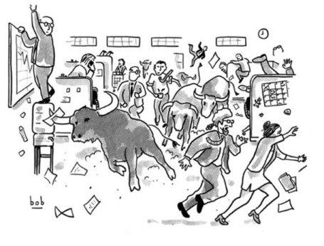 Strategic Humor: Cartoons from the June 2013 Issue | Designing design thinking driven operations | Scoop.it