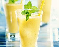 Smoothie à la mangue | Les cocktails sans alcool | Scoop.it
